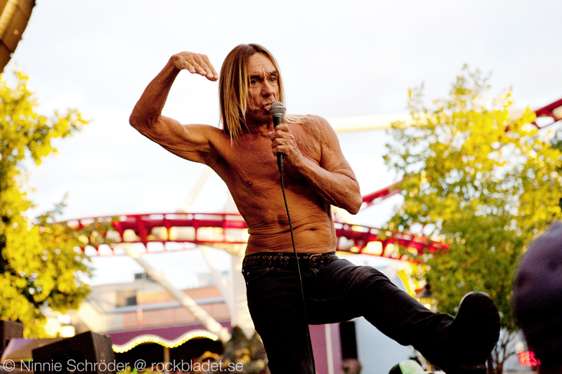 Iggy and the Stooges @ Gröna Lund 2012 - Bild04