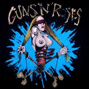 Guns n roses - Pretty tied up