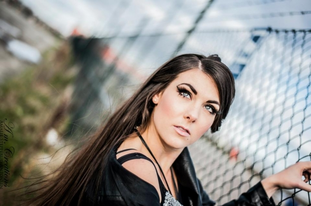 Reportage elize ryd the rising queen of metal part ii