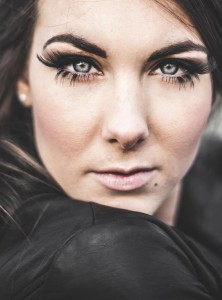 REPORTAGE: ELIZE RYD – The rising Queen of Metal – Del1