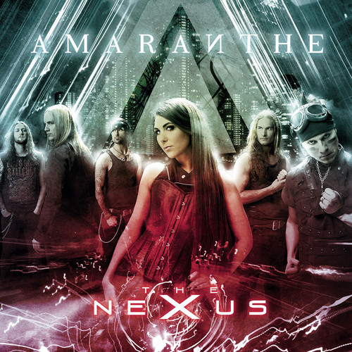 Amaranthe-TheNeXus-Cover