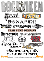 FESTIVAL - ROCKVIKEN