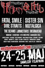 WESTBAY HEAVEN & HELL 2013