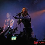 KONSERTRECENSION: HALESTORM – KB (Malmö) – 1/11