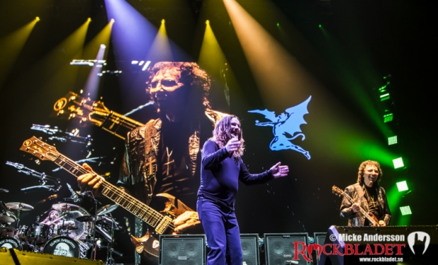 Black Sabbath - Friends Arena 2013-11-22