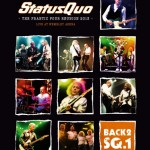 SKIVRECENSION: Status Quo – Back 2SQ1 – Frantic Four reunion