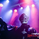 KONSERTRECENSION: GHOST – Club 700 – Örebro – 5/12