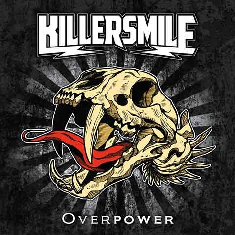 KillerSmile-Overpower-Cover