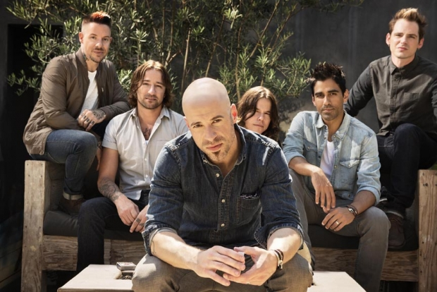 Daughtry-Bandbild