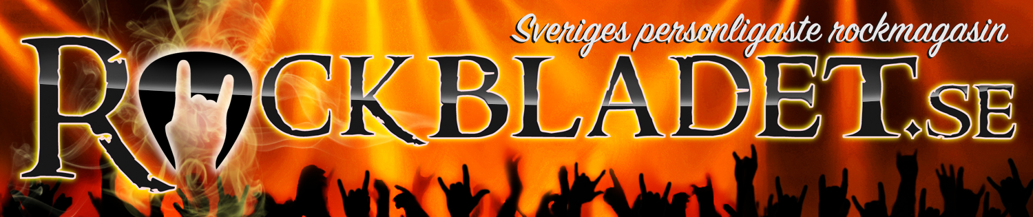 ROCKBLADET.SE - SVERIGES PERSONLIGASTE ROCKMAGASIN