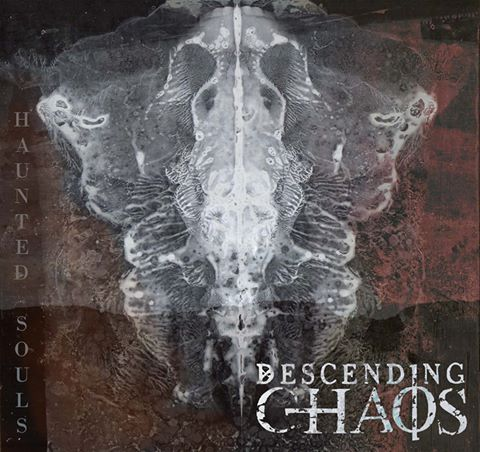 Descending-Chaos-Haunted-Souls-cover