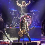 """The Babies"" har växt upp – Backyard Babies på Cirkus 10/2-16"