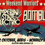 IMPERIAL STATE ELECTRIC OCH BOMBUS TILL ARBIS