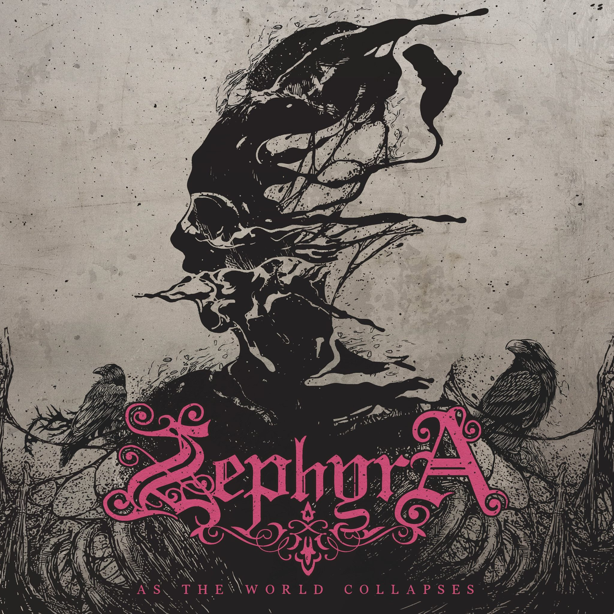 Zephyra as the world collapses