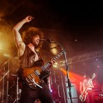 KONSERTFOTO: Wolfmother och Mother's Cake på Frimis i Örebro