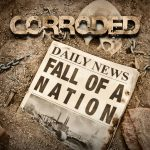 """CORRODED släpper ny singel """"Fall Of A Nation"""""""