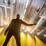 IRE Tour, Parkway Drive, Architects & Thy Art is Murder i Stockholm