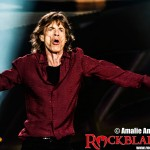 KONSERTRECENSION: THE ROLLING STONES; TELE 2 ARENA, STOCKHOLM 140701