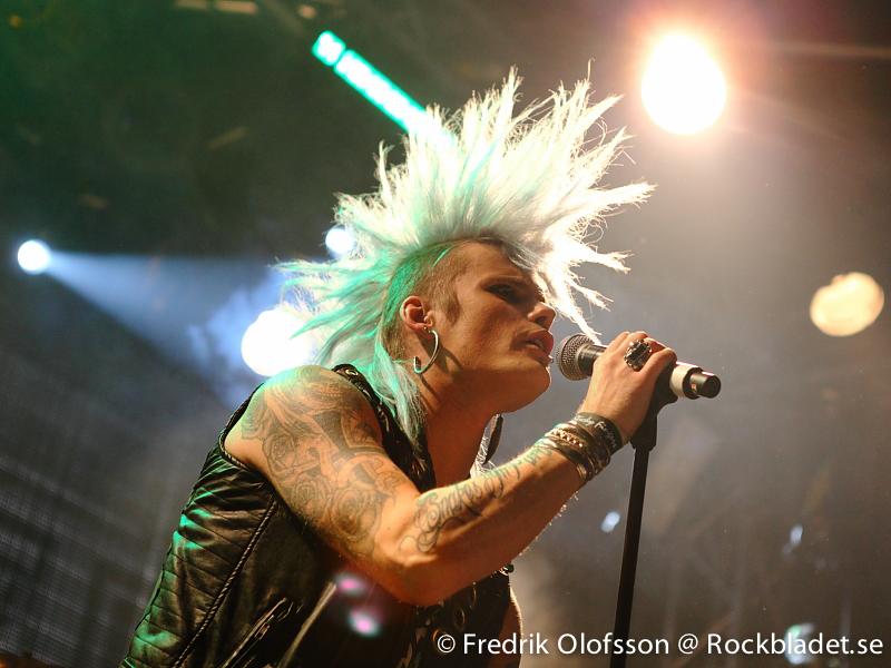 Crashdiet @ Sticky Fingers / Göteborg 20130215 - FO - Bild01